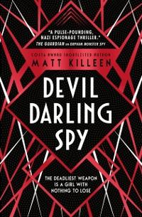 Cover Devil, Darling, Spy