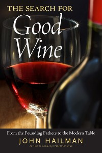 Cover The Search for Good Wine