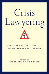 Cover Crisis Lawyering