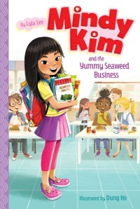 Cover Mindy Kim and the Yummy Seaweed Business