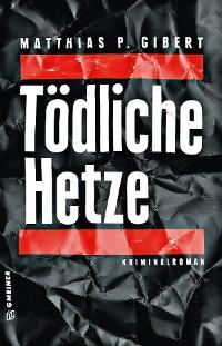 Cover Tödliche Hetze