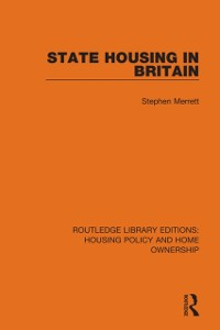 Cover State Housing in Britain
