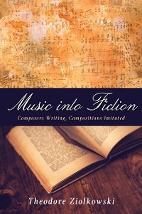 Cover Music into Fiction