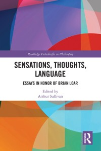 Cover Sensations, Thoughts, Language