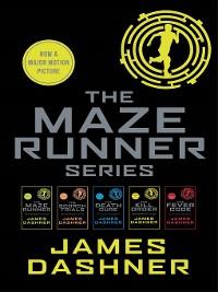 Cover Maze Runner Series