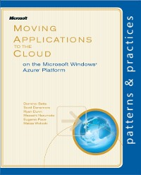 Cover Moving Applications to the Cloud on the Microsoft Azure(TM) Platform