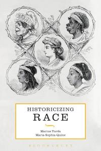 Cover Historicizing Race