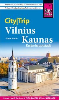 Cover Reise Know-How CityTrip Vilnius und Kaunas
