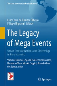 Cover The Legacy of Mega Events