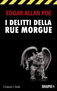 Cover I delitti della Rue Morgue