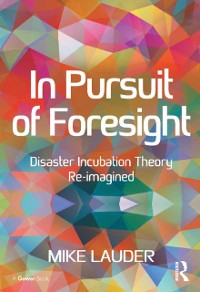 Cover In Pursuit of Foresight