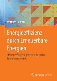 Cover Energieeffizienz durch Erneuerbare Energien