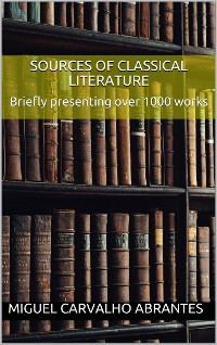 Cover Sources of Classical Literature
