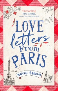 Cover Love Letters from Paris
