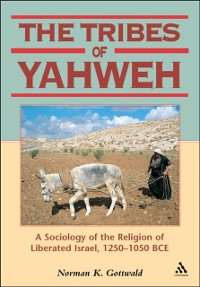 Cover Tribes of Yahweh