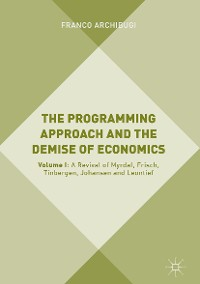Cover The Programming Approach and the Demise of Economics