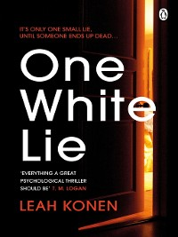 Cover One White Lie