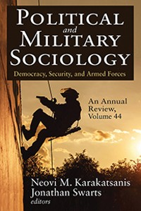 Cover Political and Military Sociology, An Annual Review