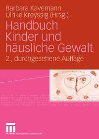 Cover Handbuch Kinder und häusliche Gewalt