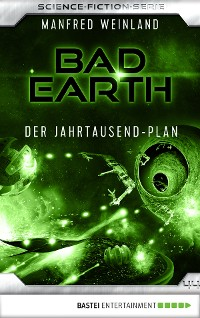 Cover Bad Earth 44 - Science-Fiction-Serie
