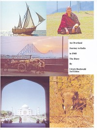 Cover An Overland Journey to India in 1968, the Diary