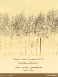 Cover Probability and Statistics: Pearson New International Edition
