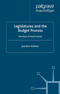 Cover Legislatures and the Budget Process