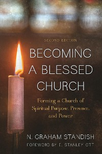 Cover Becoming a Blessed Church