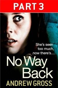 Cover No Way Back: Part 3 of 3