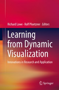 Cover Learning from Dynamic Visualization