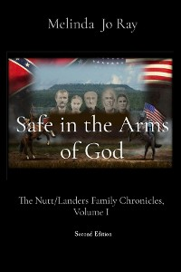 Cover Safe in the Arms of God