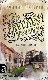 Cover Mit Freuden begraben