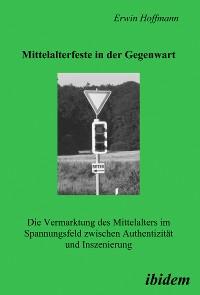 Cover Mittelalterfeste in der Gegenwart