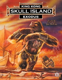 Cover King Kong of Skull Island