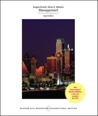 Cover ISE eBook Online Access for Management
