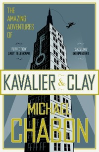 Cover Amazing Adventures of Kavalier and Clay