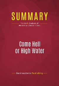 Cover Summary: Come Hell or High Water