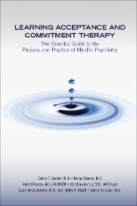 Cover Learning Acceptance and Commitment Therapy