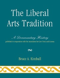 Cover The Liberal Arts Tradition