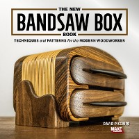 Cover The New Bandsaw Box Book
