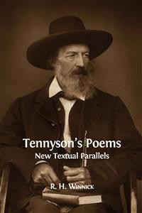 Cover Tennyson's Poems