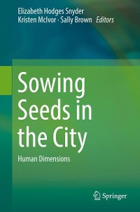 Cover Sowing Seeds in the City