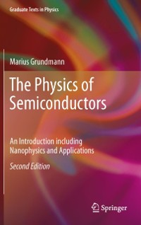 Cover Physics of Semiconductors