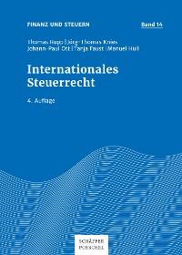 Cover Internationales Steuerrecht