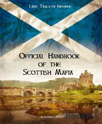 Cover Official Handbook of the Scottish Mafia