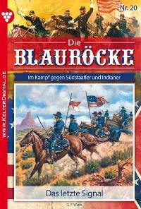 Cover Die Blauröcke 20 – Western