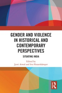 Cover Gender and Violence in Historical and Contemporary Perspectives
