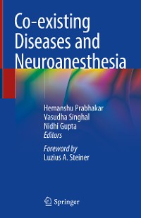 Cover Co-existing Diseases and Neuroanesthesia