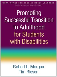 Cover Promoting Successful Transition to Adulthood for Students with Disabilities