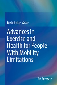 Cover Advances in Exercise and Health for People With Mobility Limitations